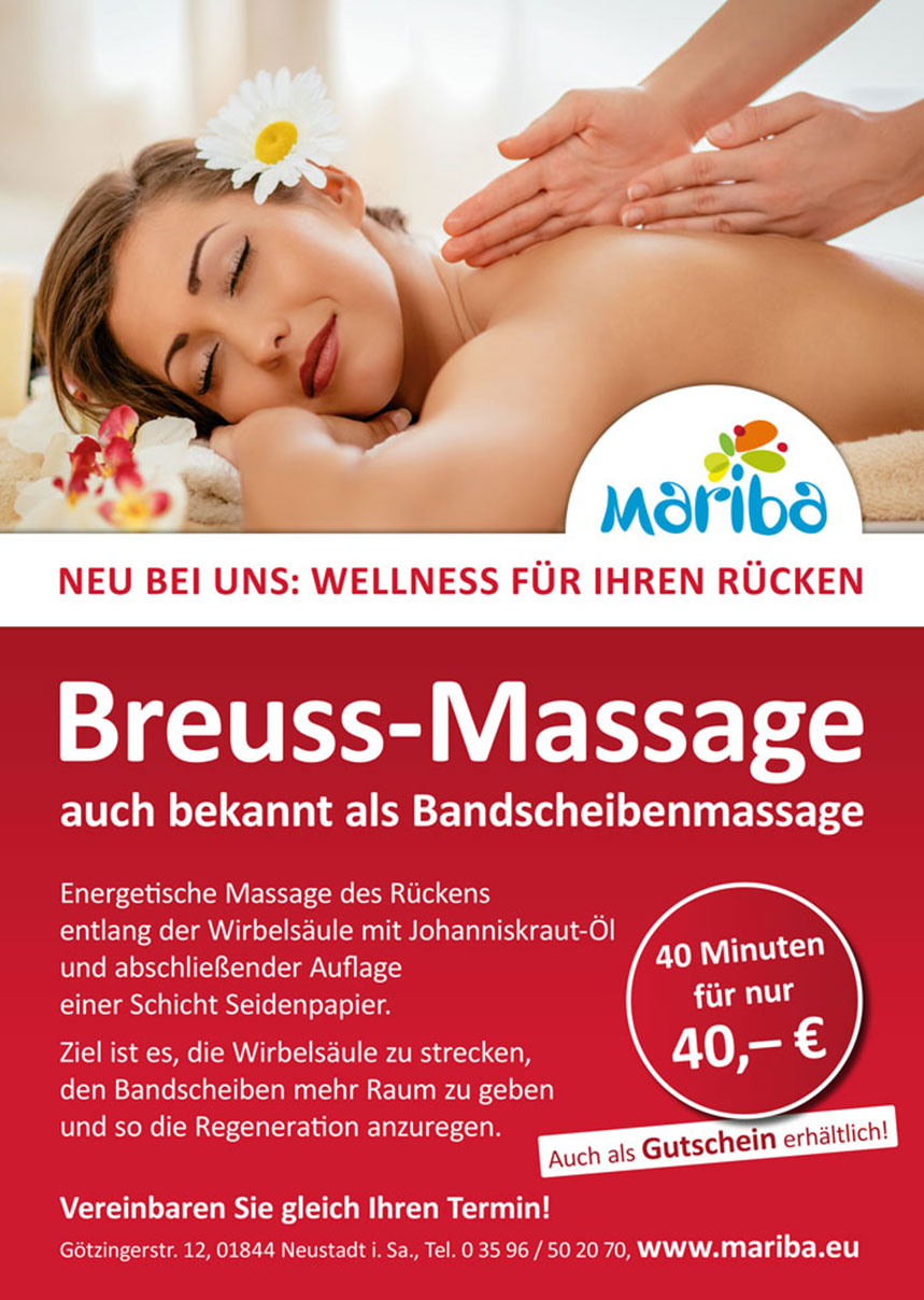Breuss-Massage
